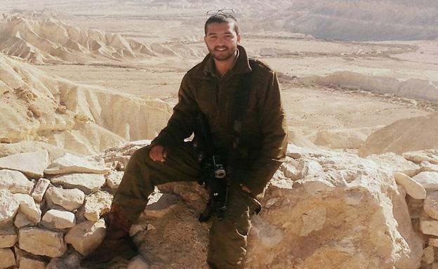 "Sergeant Tuvia Yanai Weissman, z""l. (Photo from Facebook)"
