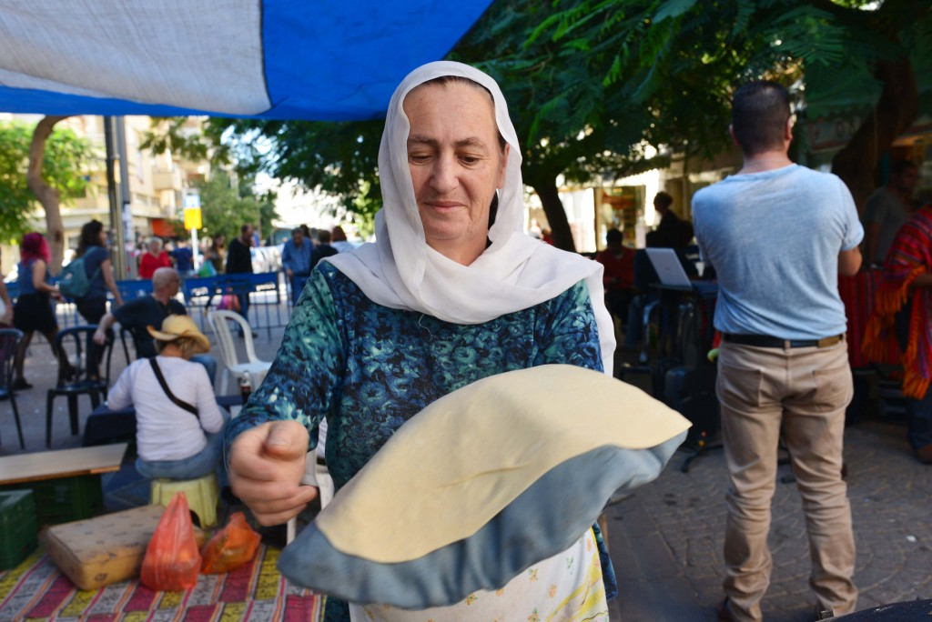 Reflections Of A Lebanese Woman In Israel