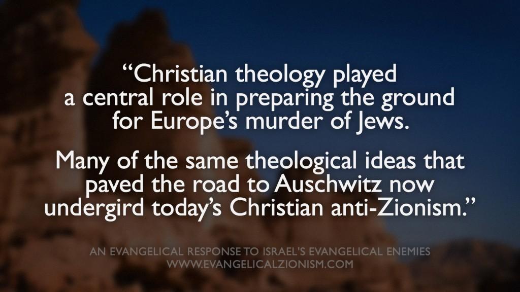 Evangelical Zionism 2