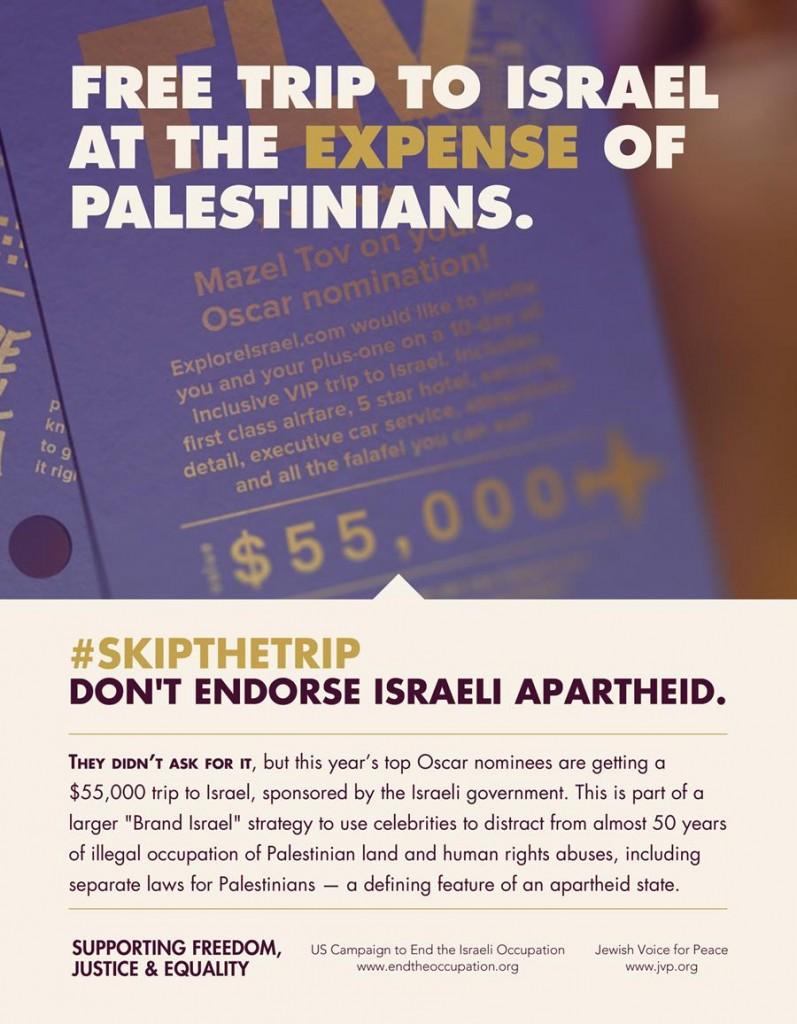 #Skipthetrip ad L.A. TIimes