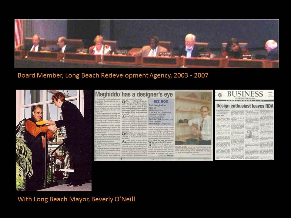 Long Beach Redevelopment Agency