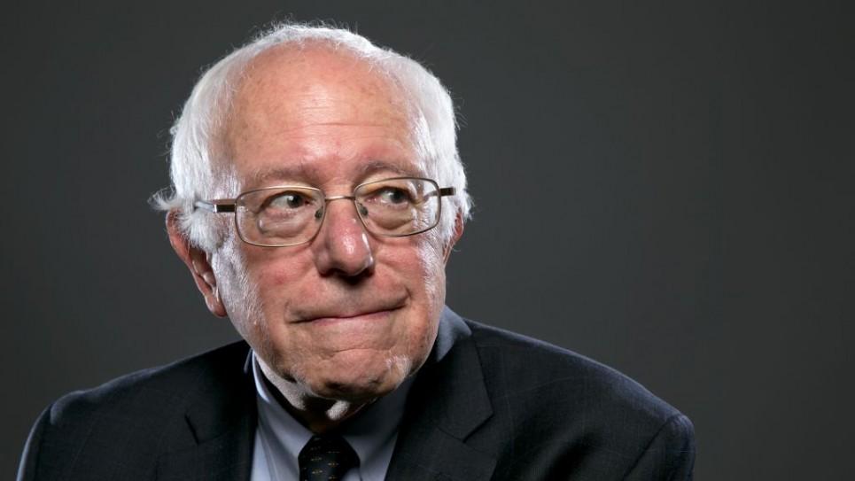 Democratic presidential candidate Sen. Bernie Sanders. (AP/Jacquelyn Martin)