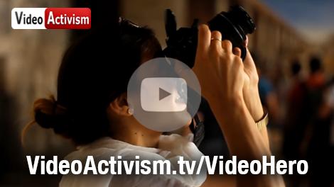 www.VideoActivism/VideoHero