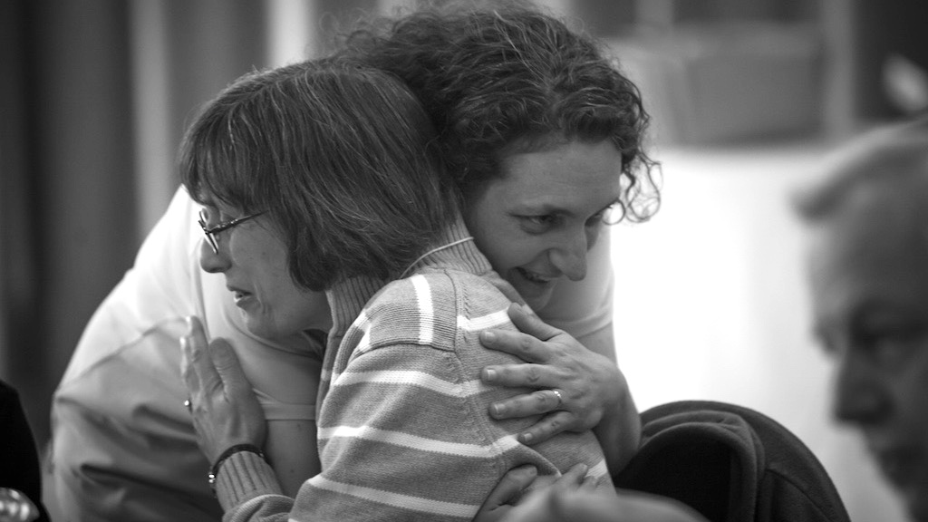 At Eshel retreats, Orthodox parents of LGBT children find the support and community they need. (Courtesy of Eshel)