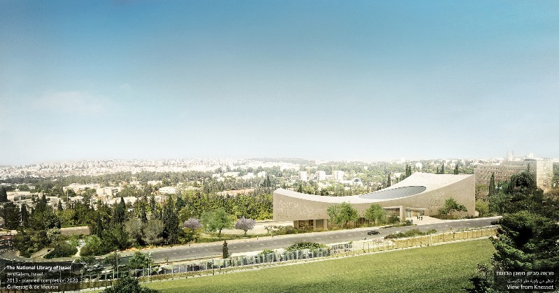 knesset view