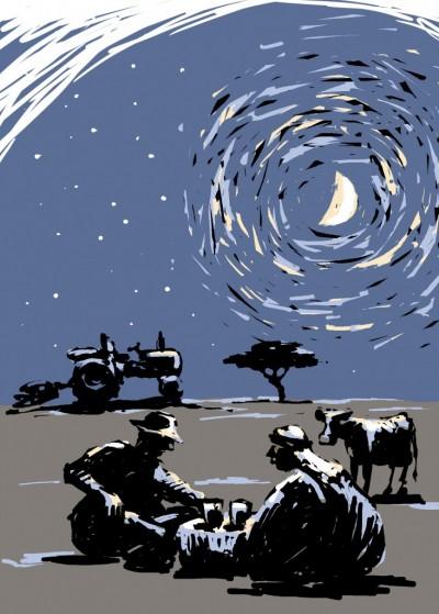 Illustration by Arnon Avni