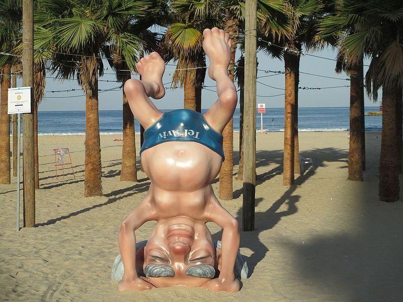 PikiWiki_Israel_45054_Sculpture_of_David_Ben_Gurion_in_Tel_Aviv_beach