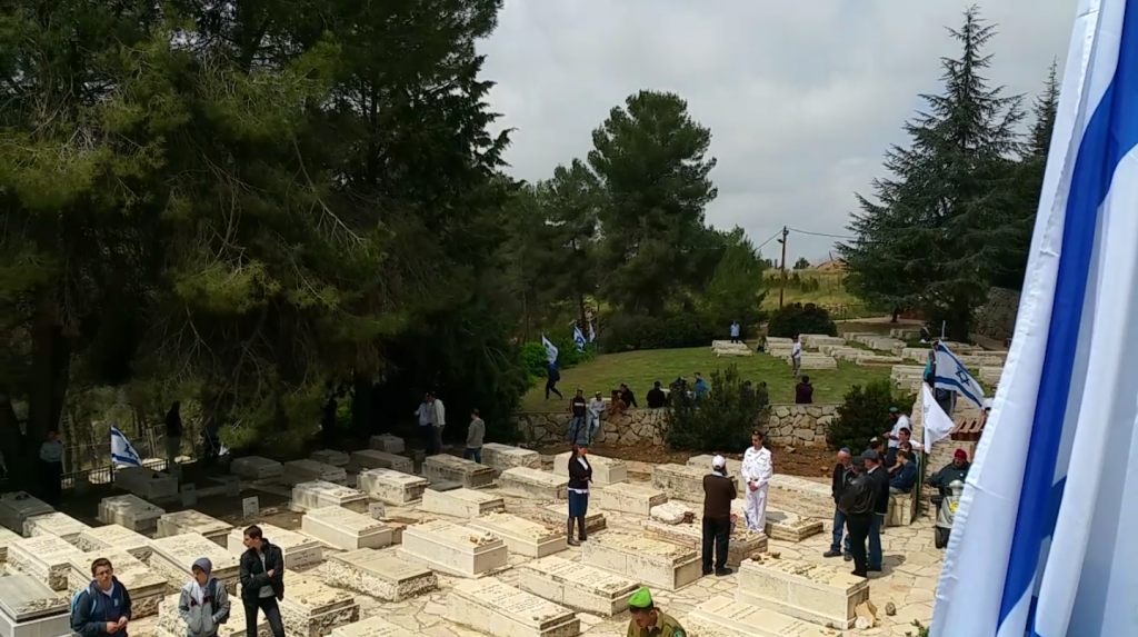 Yom Hazikaron - Kfar Etzion