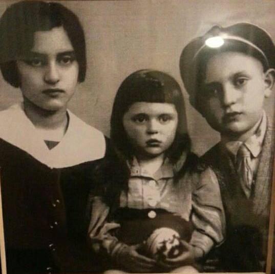 Zaidy's Family