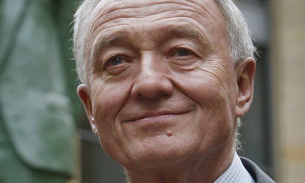 Ex-London Mayor Ken Livingstone