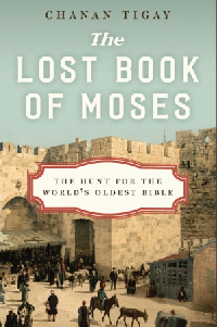 lost book of moses