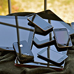 photo of the iOS family pile 2002 by Blake Patterson from flickr