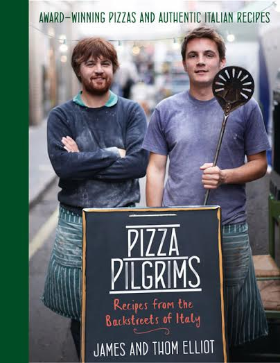 Pizza Pilgrims: Recipes from the Backstreets of Italy by Thom Elliot and James Elliot, £20 is published by HarperCollins.