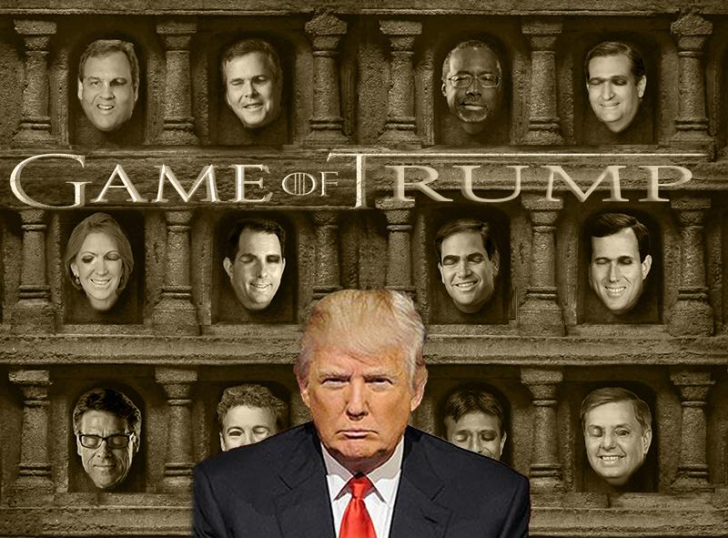 America's Game of Trump