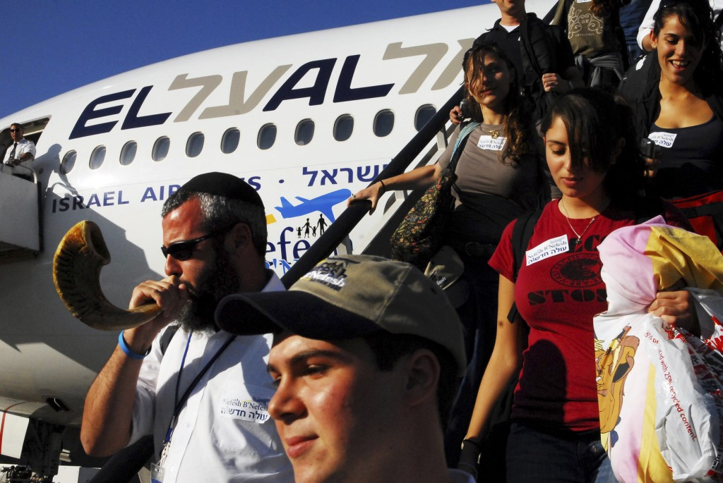 Aliyah and New Immigrants to Israel