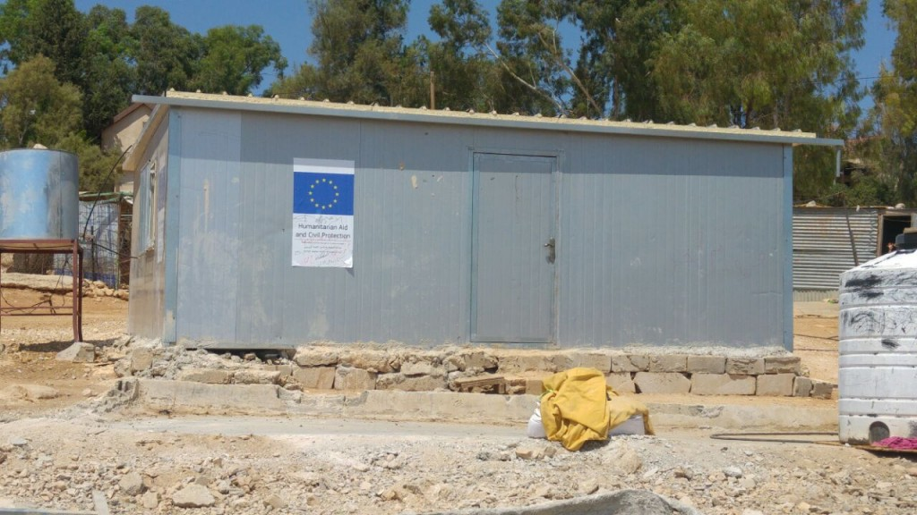 EU illegal building