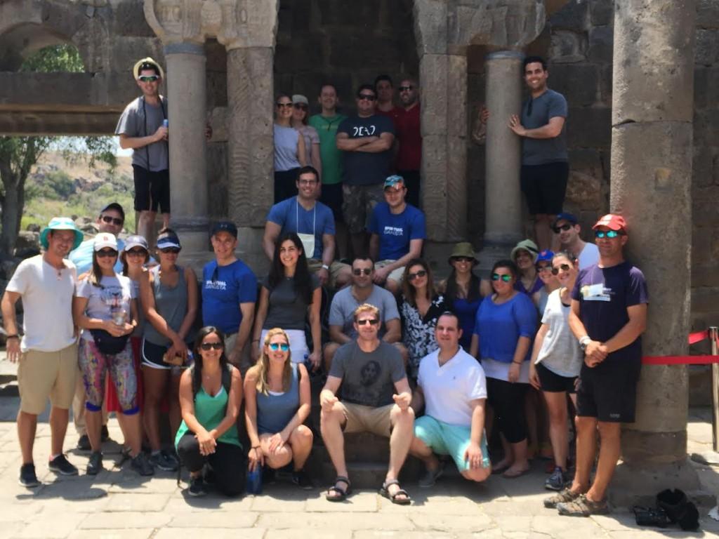 israel trip blog