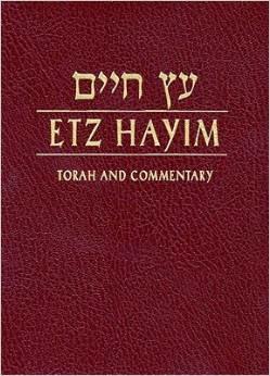 Etz Hayim humash cover