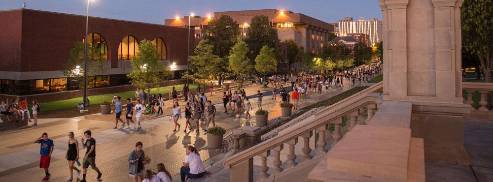 Syracuse University. Photo: SU website.