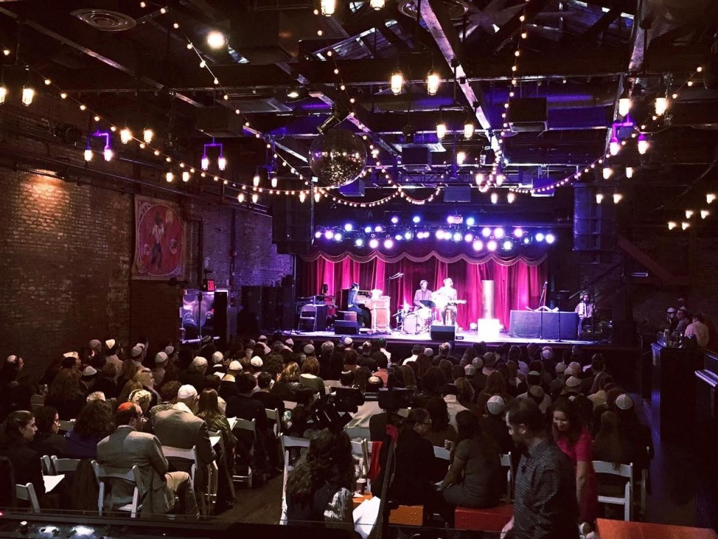 Because Jewish at Brooklyn Bowl - Sold Out!
