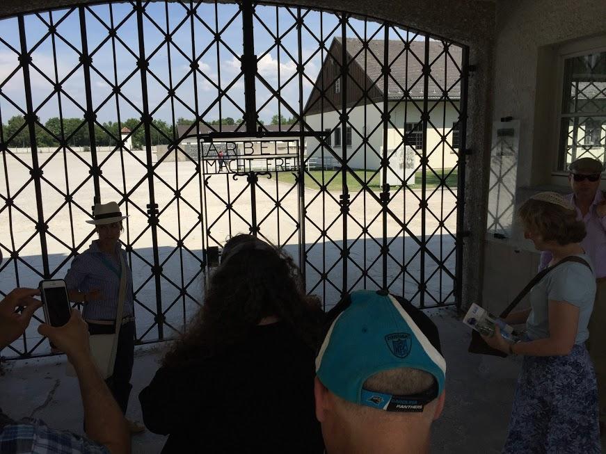 dachau-entrance-gate