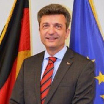 Dr. Ralph Horlemann, German Consul General for New England