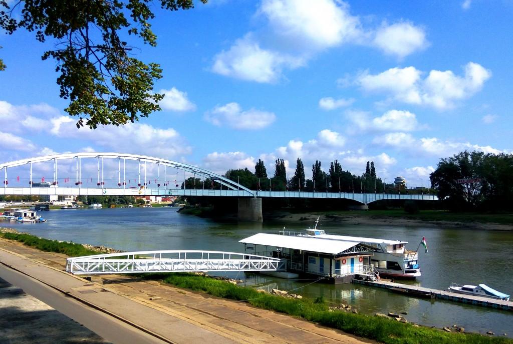Tisza at Szeged