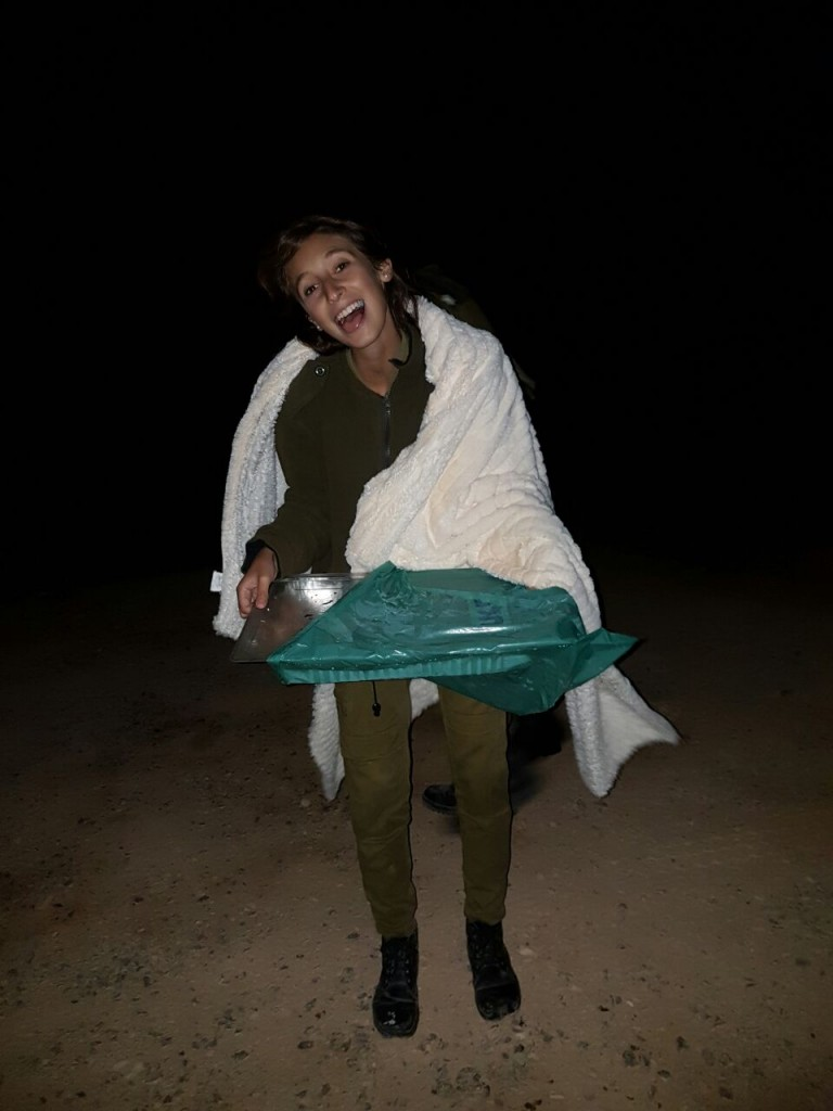 03:00: A tin pan of soggy tuna and me in the middle of nowhere