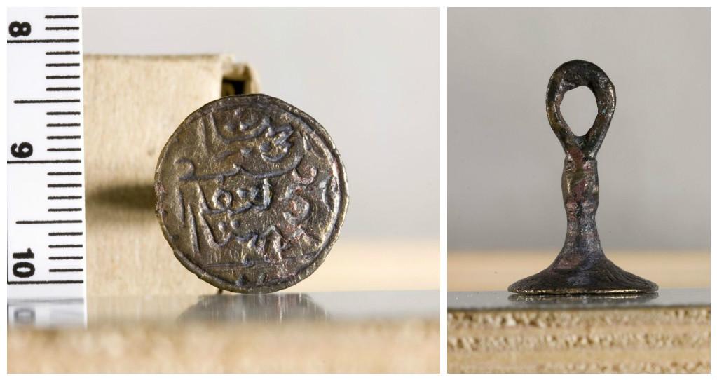 18th Century seal of Sheick 'Abd al-Fattah al-Tamimi