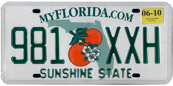 license-plate-florida