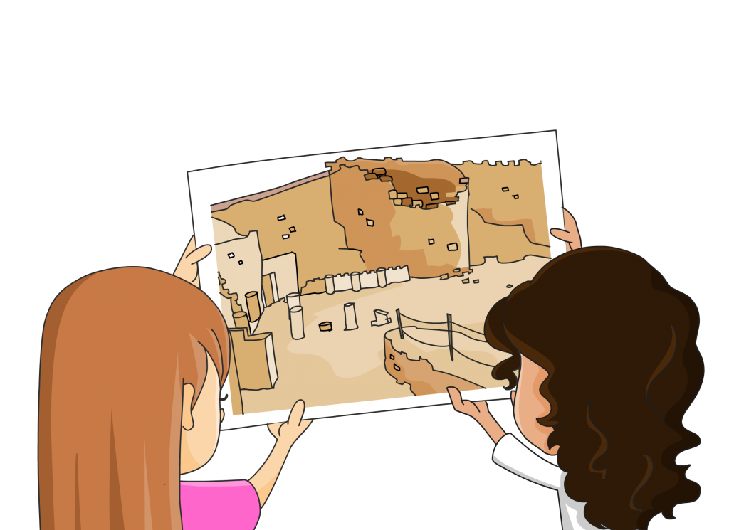 Guess what -girls read maps too!