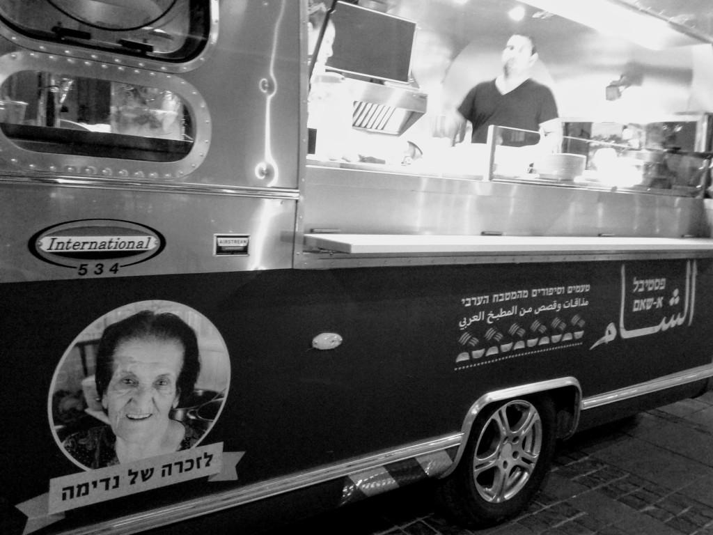 Food truck in memory of the beloved