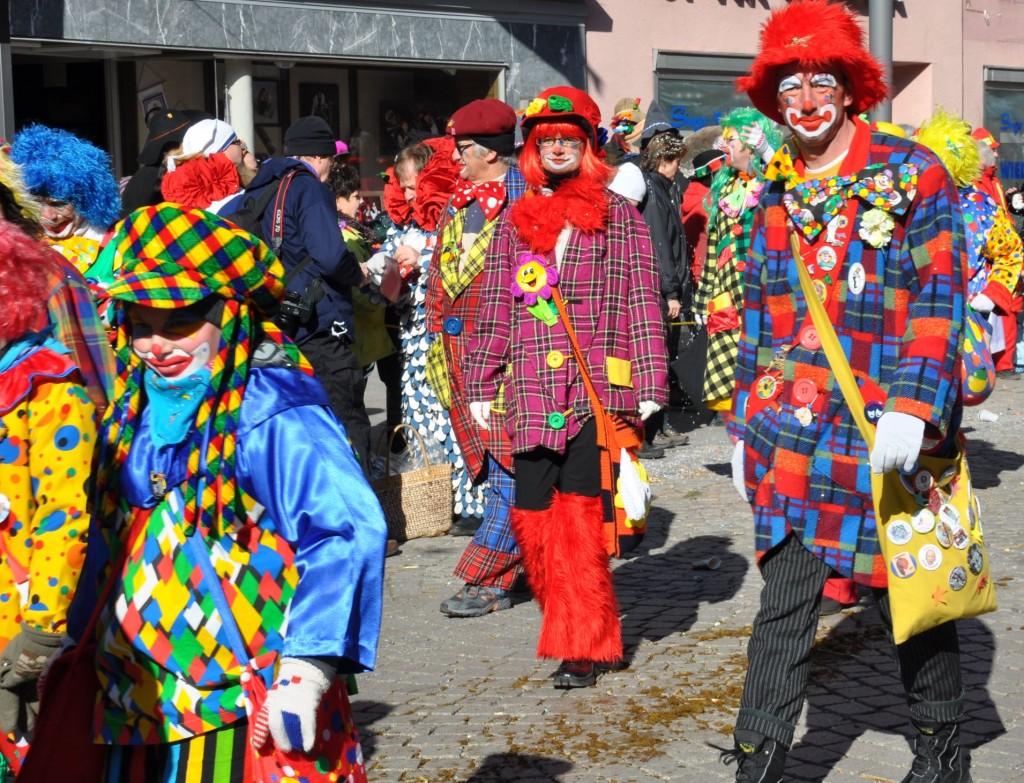 Creepy clowns (Wikimedia Commons)