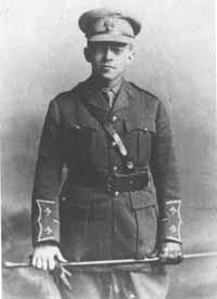 Jabotinsky in Zion Mule Corps