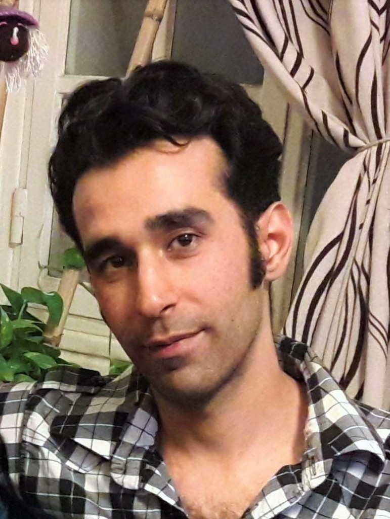 Omid Alishenas is currently serving 7-year prison term in Tehran notorious Evin prison.