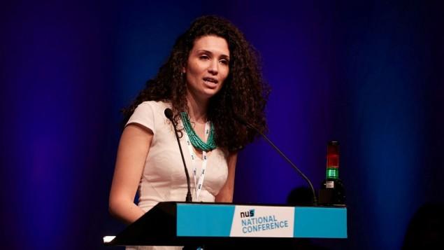 Malia Bouattia, the controversial anti-Israel NUS president