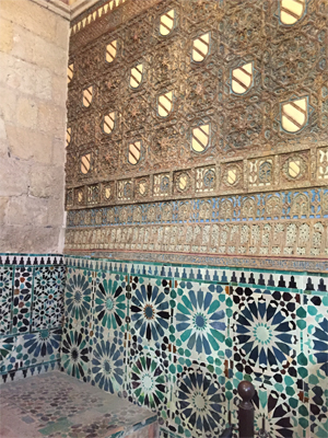 Cordoba: Medieval Jewish House