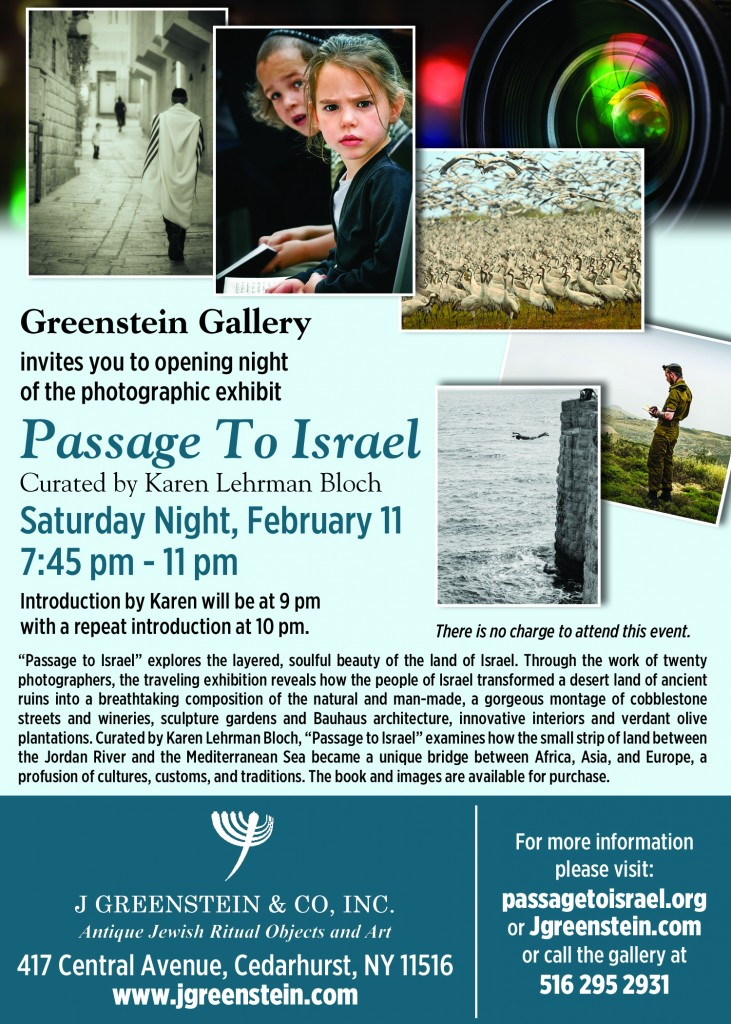 Passage to Israel Informational Flyer