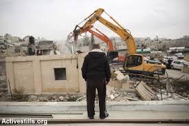 photo of home demolition