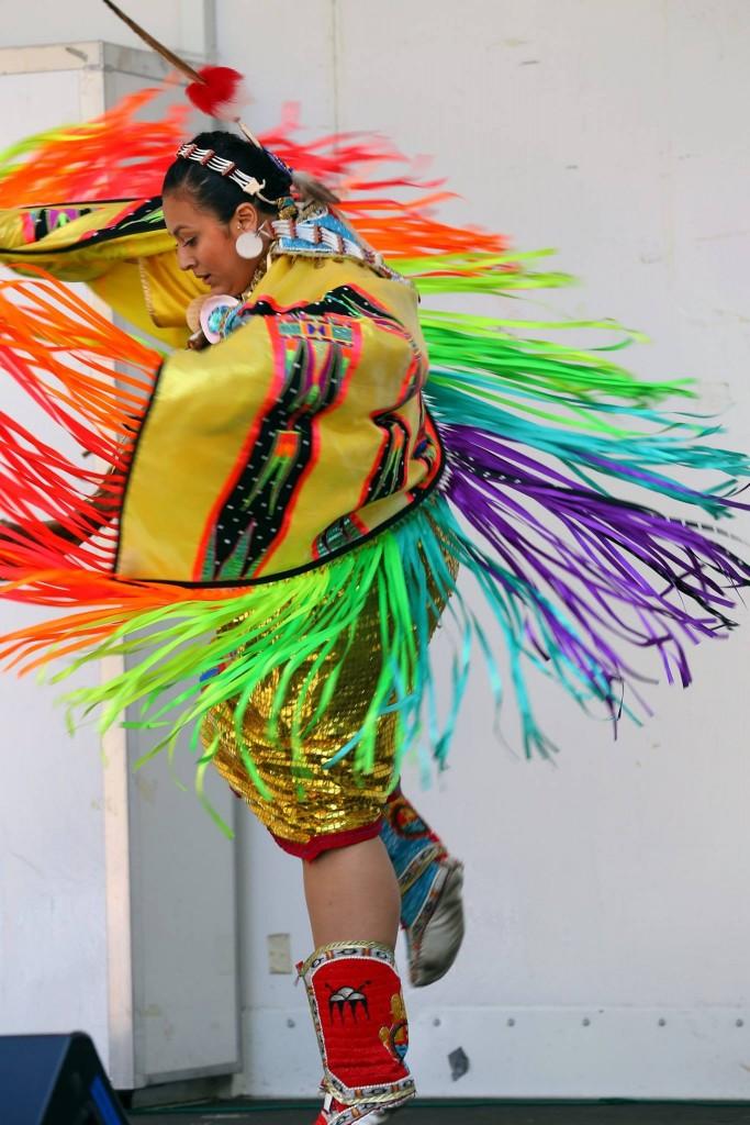 Female Native American 3