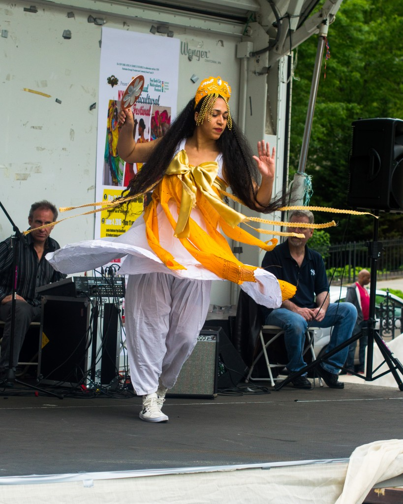 2016 NYC Multi-Cultural Festival Perfomers
