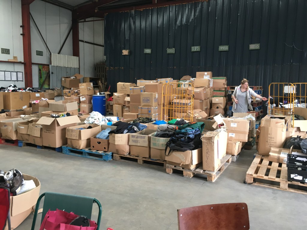Flacks warehouse