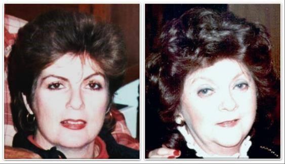 Gail Belkin and Sylvia Bernstein
