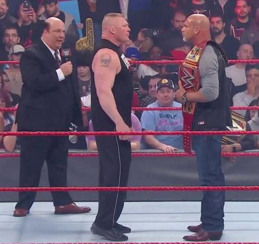 Goldberg Brock Face to Face