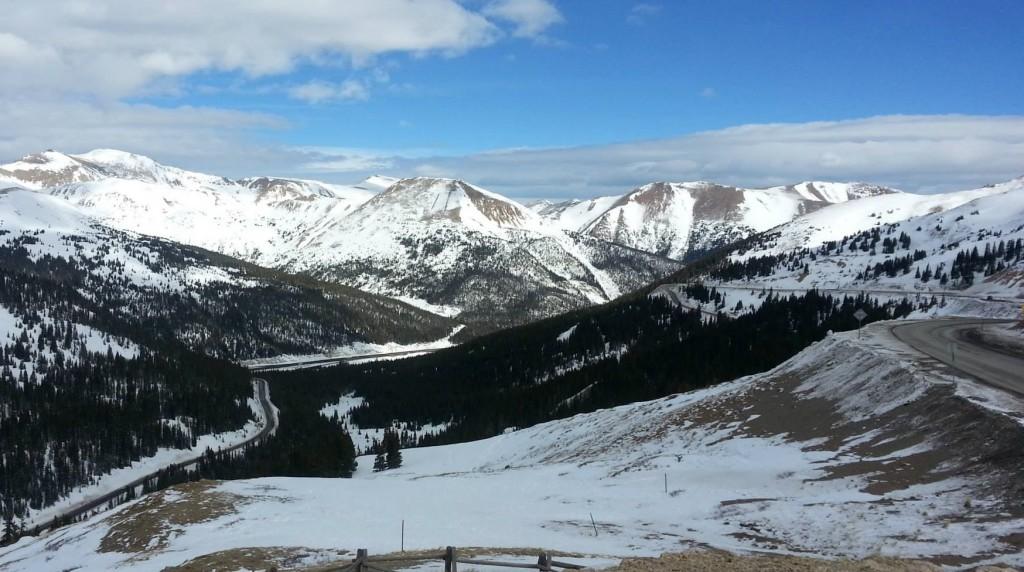 Loveland Pass Colorado, South of i-70