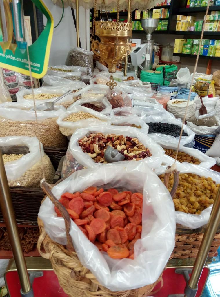 Haifa spice store