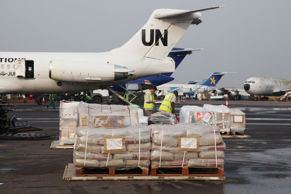 UN MD-83 - UN Mu / 2011, DRC