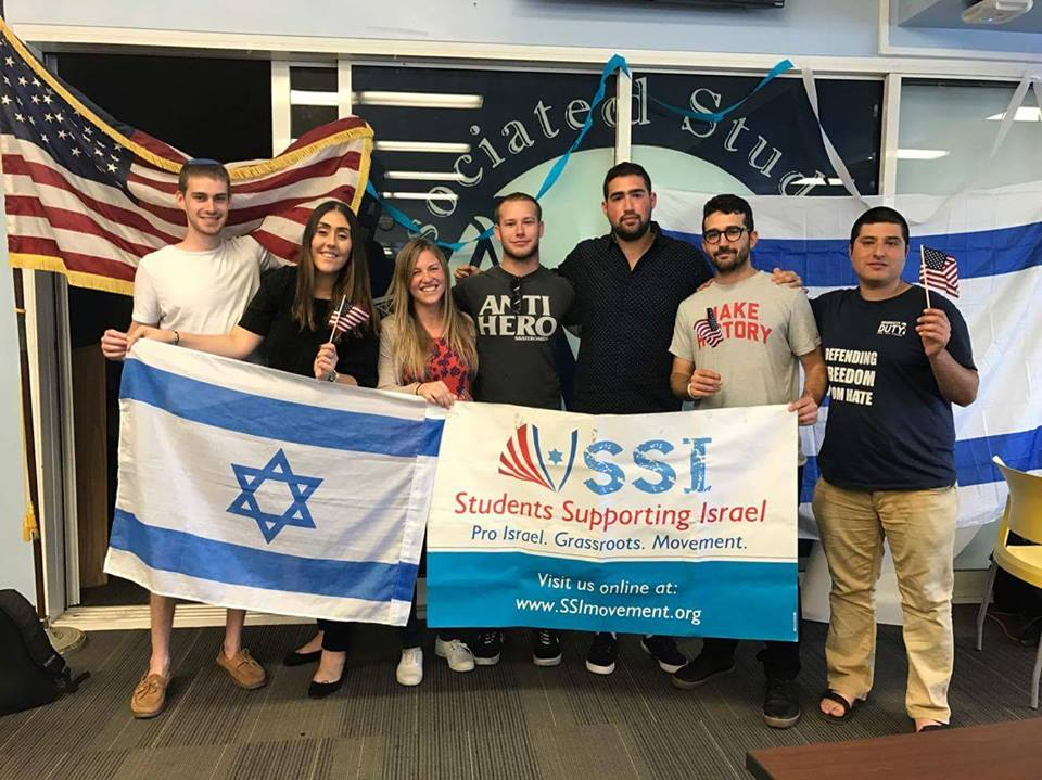 Joint event in Santa Monica with Jewish US Marine Vet