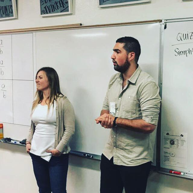 Incredible speaking event in Canyon High School