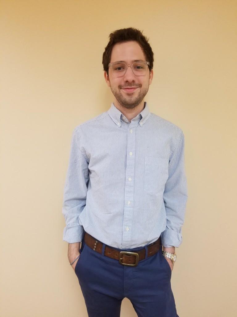 Dylan Hirsch of DLC